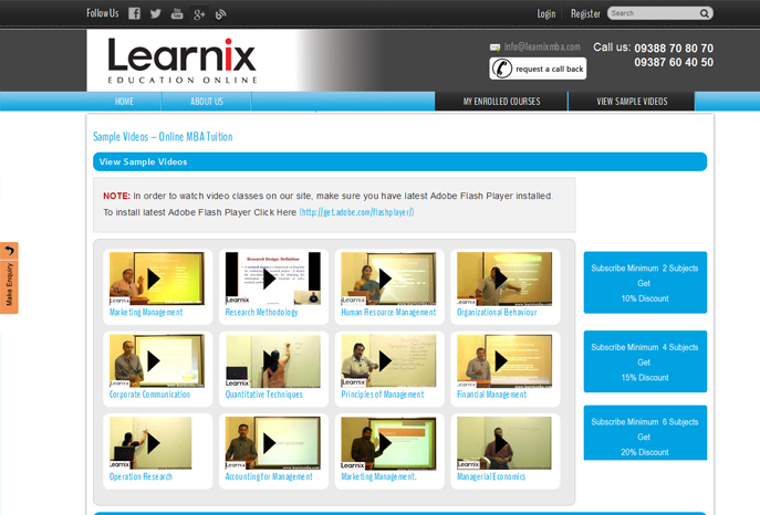 Learnix Education Online