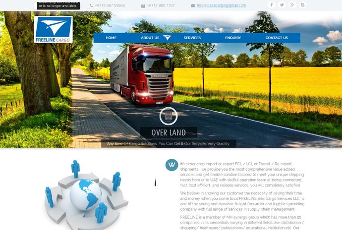 FREELINE Cargo