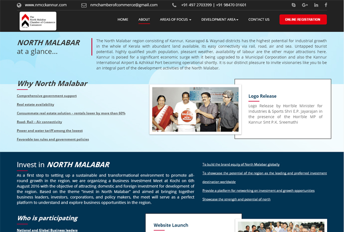 Invest in North Malabar