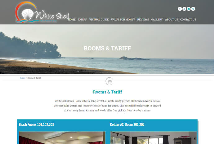 White Shell Beach Resort and Spa
